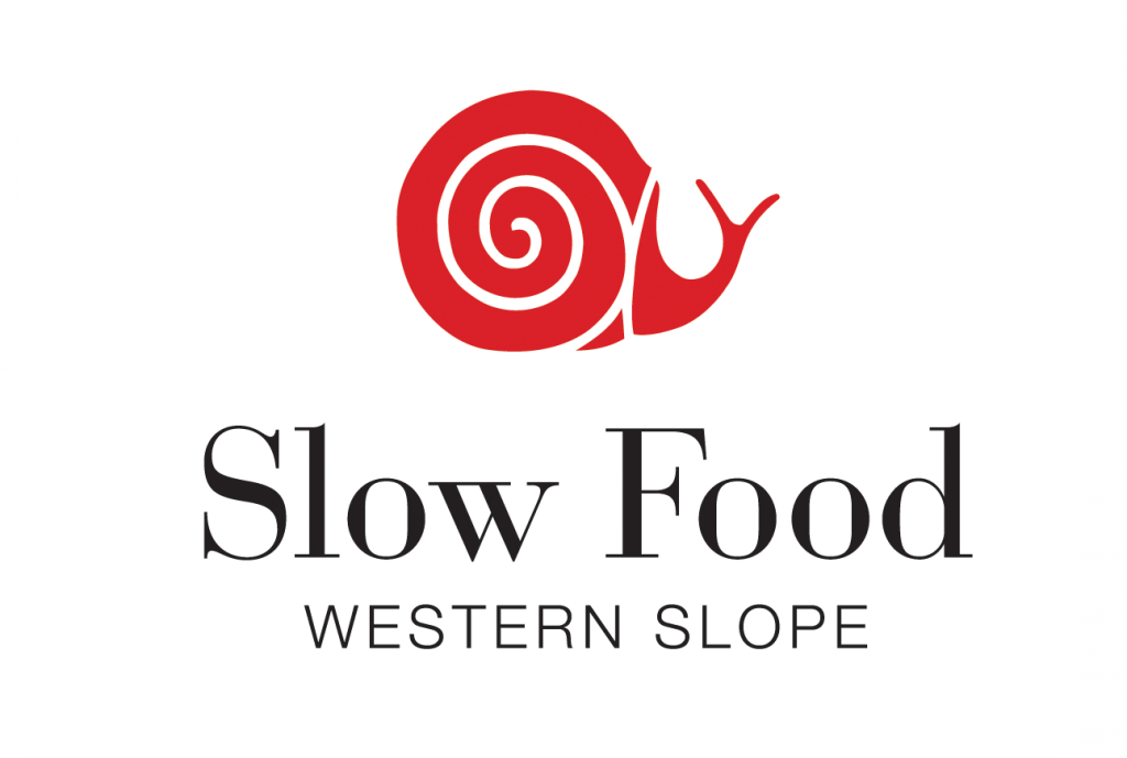 Slow Food Western Slope Logo