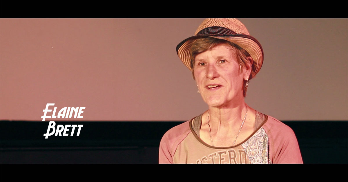 Capital Campaign image of Elaine Brett