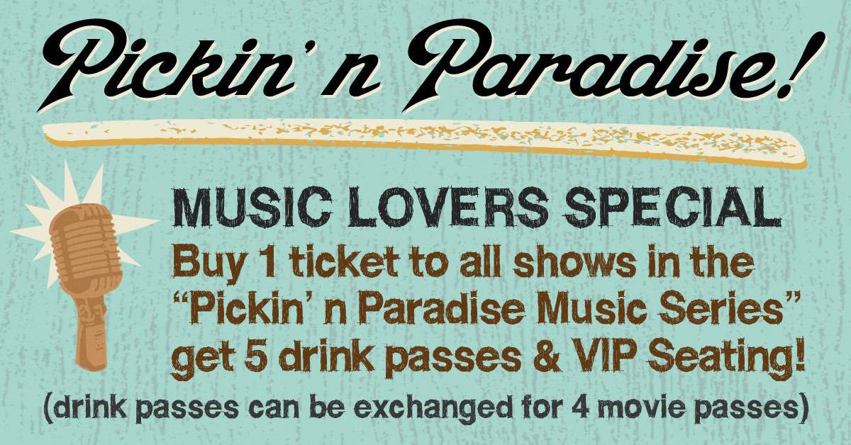 Pickin n Paradise