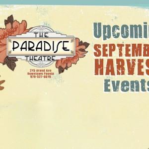 Mountain Harvest Festival Events