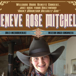 Jeneve Mitchell – Welcome Home Benefit Concert