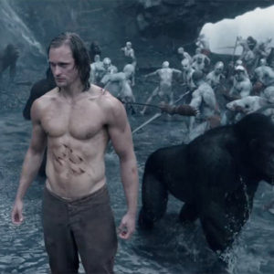 Legend of Tarzan (PG-13)