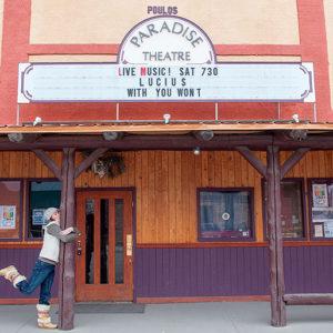 Paradise Theatre Status