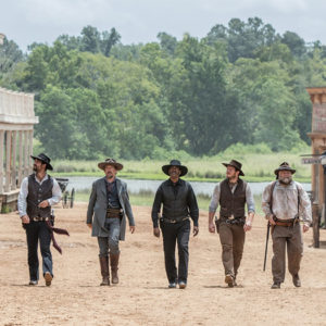 Magnificent Seven (PG-13)
