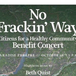 Citizens for a Healthy Community Benefit Concert