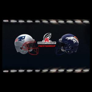 Patriots vs Broncos Playoff Game