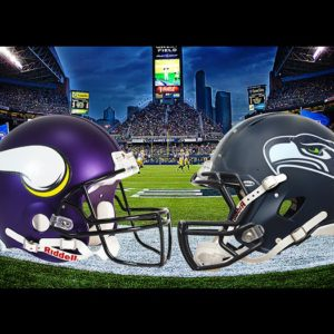 Seattle vs Minnesota Playoff Game