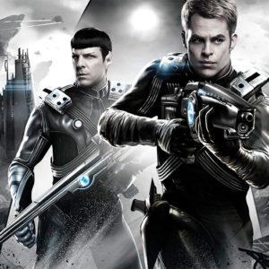 Star Trek Beyond (PG-13)