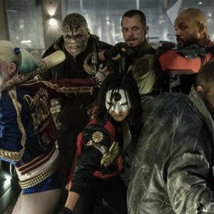 Suicide Squad (PG-13)
