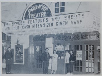 Paonia Theatre - 1957
