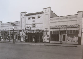 Paonia Theatre - 1935