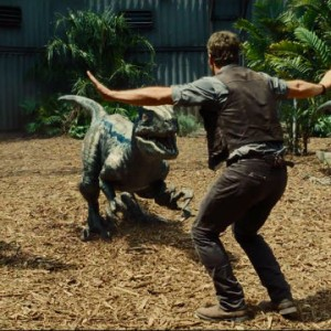 Jurassic World (PG-13)