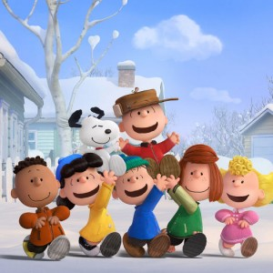 The Peanuts Movie (G)