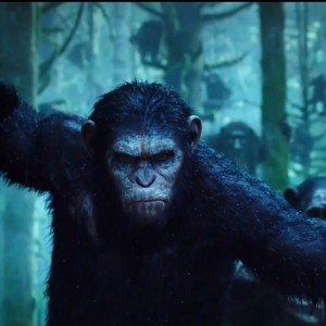 Dawn of the Planet of the Apes (PG-13)