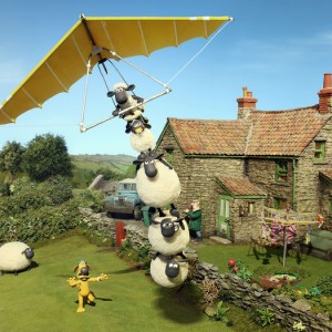 Shaun the Sheep (PG)