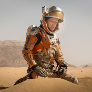 The Martian (PG-13)