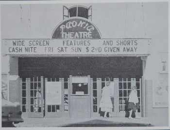 Paonia Theatre - 1958